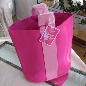 NWT Juicy Couture Mini Tote Bag